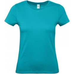 Kleidung Damen T-Shirts B And C B210F Türkis