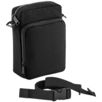 Taschen Umhängetaschen Bagbase BG241 Schwarz