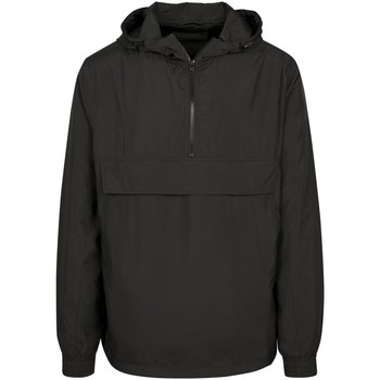 Kleidung Jacken Build Your Brand BY096 Schwarz
