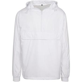 Kleidung Jacken Build Your Brand BY096 Weiß