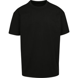 Kleidung T-Shirts Build Your Brand BY102 Schwarz