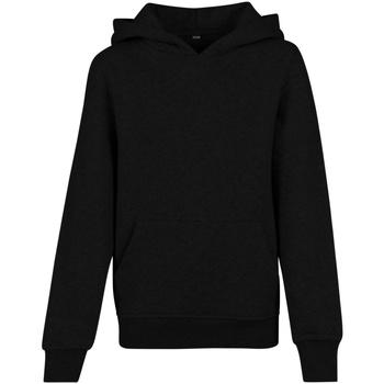 Kleidung Herren Sweatshirts Build Your Brand BY117 Schwarz