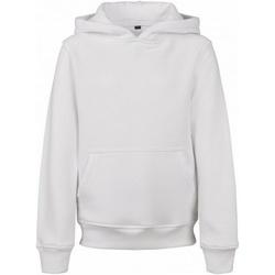 Kleidung Herren Sweatshirts Build Your Brand BY117 Weiß