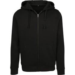 Kleidung Herren Sweatshirts Build Your Brand BY085 Schwarz