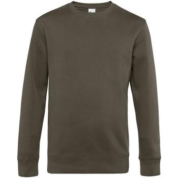 Kleidung Herren Sweatshirts B&c  Khaki