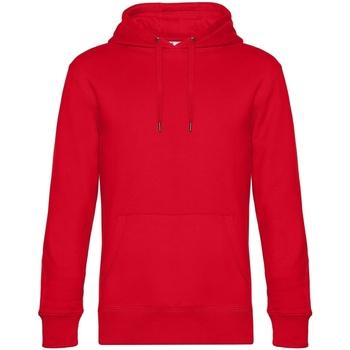 Kleidung Herren Sweatshirts B&c  Rot