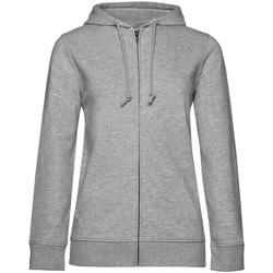 Kleidung Damen Sweatshirts B&c  Grau meliert