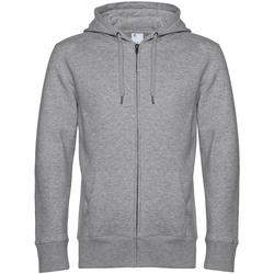 Kleidung Herren Sweatshirts B&c  Grau meliert