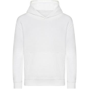 Kleidung Kinder Sweatshirts Awdis J201J Schneeweiß
