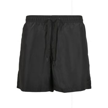 Kleidung Herren Shorts / Bermudas Build Your Brand BY153 Schwarz
