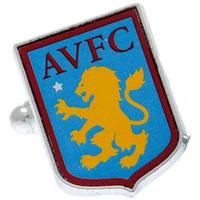 Uhren & Schmuck Herren Manschettenknöpfe Aston Villa Fc  Bunt