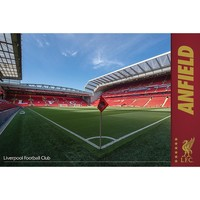 Home Plakate, Posters Liverpool Fc TA5853 Bunt