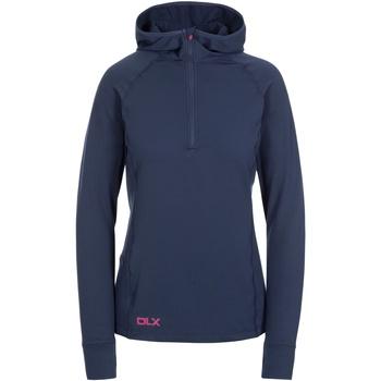 Kleidung Damen Fleecepullover Trespass  Marineblau