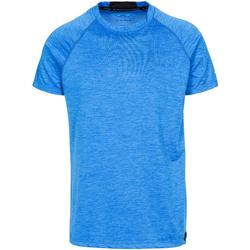 Kleidung Herren T-Shirts Trespass  Blau meliert
