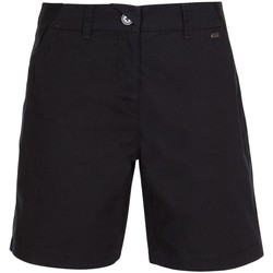 Kleidung Damen Shorts / Bermudas Trespass  Schwarz