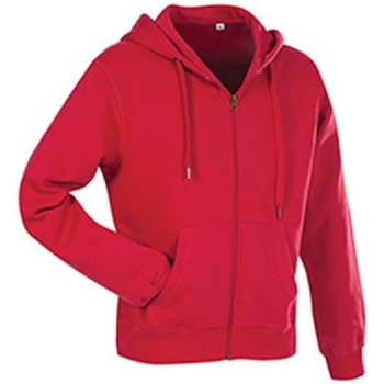 Kleidung Herren Sweatshirts Stedman  Purpurrot