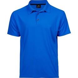 Kleidung Herren Polohemden Tee Jays TJ7200 Mittelblau