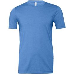 Kleidung T-Shirts & Poloshirts Bella + Canvas CA3001CVC Blau