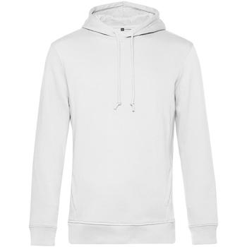 Kleidung Herren Sweatshirts B&c WU35B Weiß
