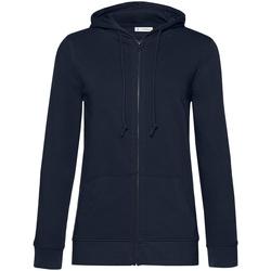 Kleidung Damen Sweatshirts B&c WW36B Marineblau