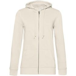 Kleidung Damen Sweatshirts B&c WW36B Weiss