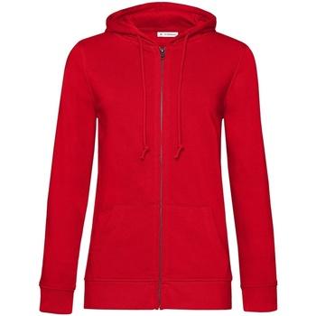 Kleidung Damen Sweatshirts B&c WW36B Rot