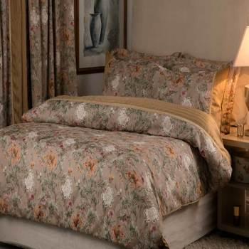 Home Bettbezug Belledorm Single BM258 Bunt