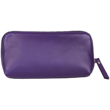Taschen Damen Kosmetiktasche Eastern Counties Leather  Violett