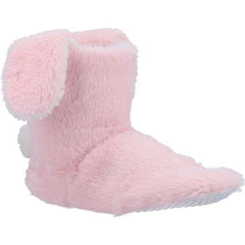 Schuhe Kinder Hausschuhe Divaz  Pink