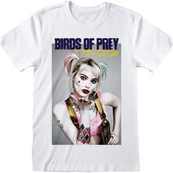 Kleidung T-Shirts Birds Of Prey  Weiß