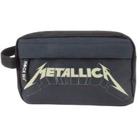 Taschen Kosmetiktasche Rock Sax  Schwarz