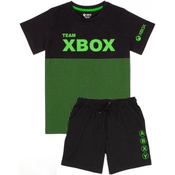 Kleidung Jungen Pyjamas/ Nachthemden Xbox  Schwarz