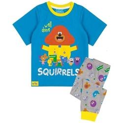 Kleidung Jungen Pyjamas/ Nachthemden Hey Duggee  Blau