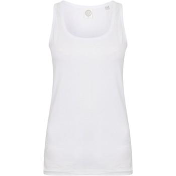 Kleidung Damen Tops Skinni Fit SK123 Weiß