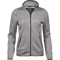 Kleidung Damen Jacken Tee Jays T9616 Grau meliert
