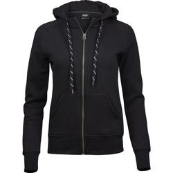Kleidung Damen Sweatshirts Tee Jays T5436 Schwarz