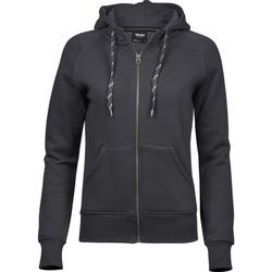 Kleidung Damen Sweatshirts Tee Jays T5436 Dunkelgrau