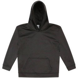 Kleidung Kinder Sweatshirts Awdis JH06J Schwarz
