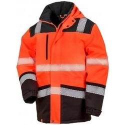 Kleidung Jacken Result R475X Schwarz