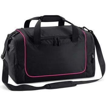 Taschen Reisetasche Quadra QS77 Schwarz/Fuchsia