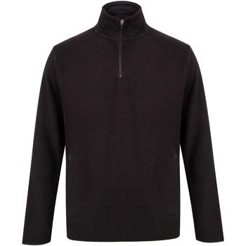 Kleidung Herren Sweatshirts Henbury H858 Schwarz