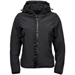 Kleidung Damen Jacken Tee Jays TJ9605 Schwarz