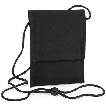 Taschen Jungen Schultasche Bagbase BG283 Schwarz