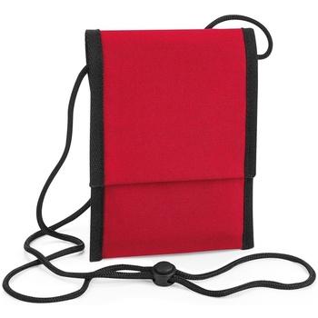 Taschen Jungen Umhängetaschen Bagbase BG283 Rot