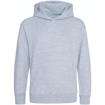 Kleidung Kinder Sweatshirts Awdis JH201B Grau meliert