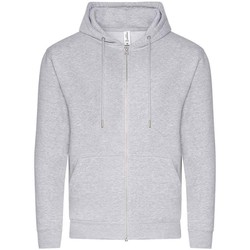 Kleidung Sweatshirts Awdis JH250 Grau meliert
