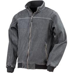 Kleidung Herren Jacken Result R406X Schwarz