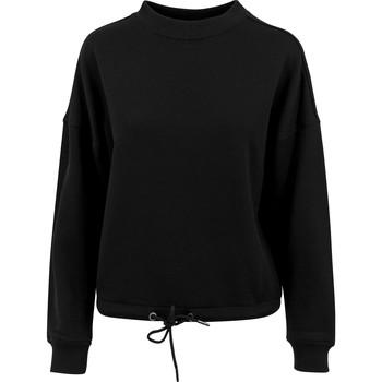 Kleidung Damen Sweatshirts Build Your Brand BY058 Schwarz