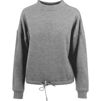 Kleidung Damen Sweatshirts Build Your Brand BY058 Grau