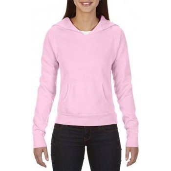 Kleidung Damen Sweatshirts Comfort Colors CO052 Rosa